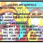 Feira Cultural 2017